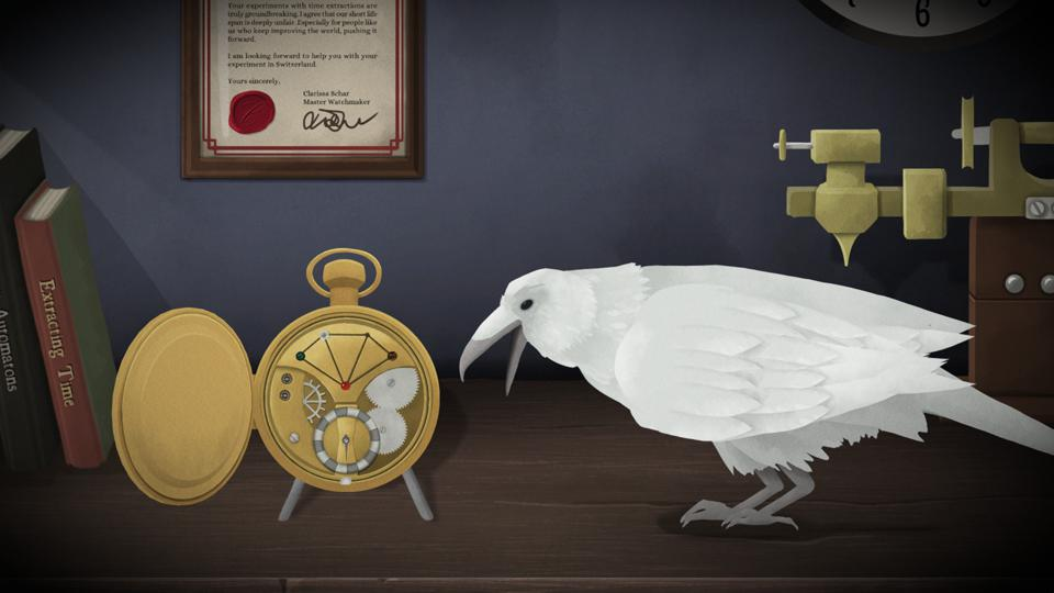 tick tock  a tale for two pc image steam indie game