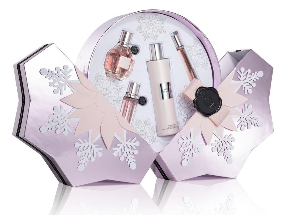 Women Fragrance Sets- Holiday.