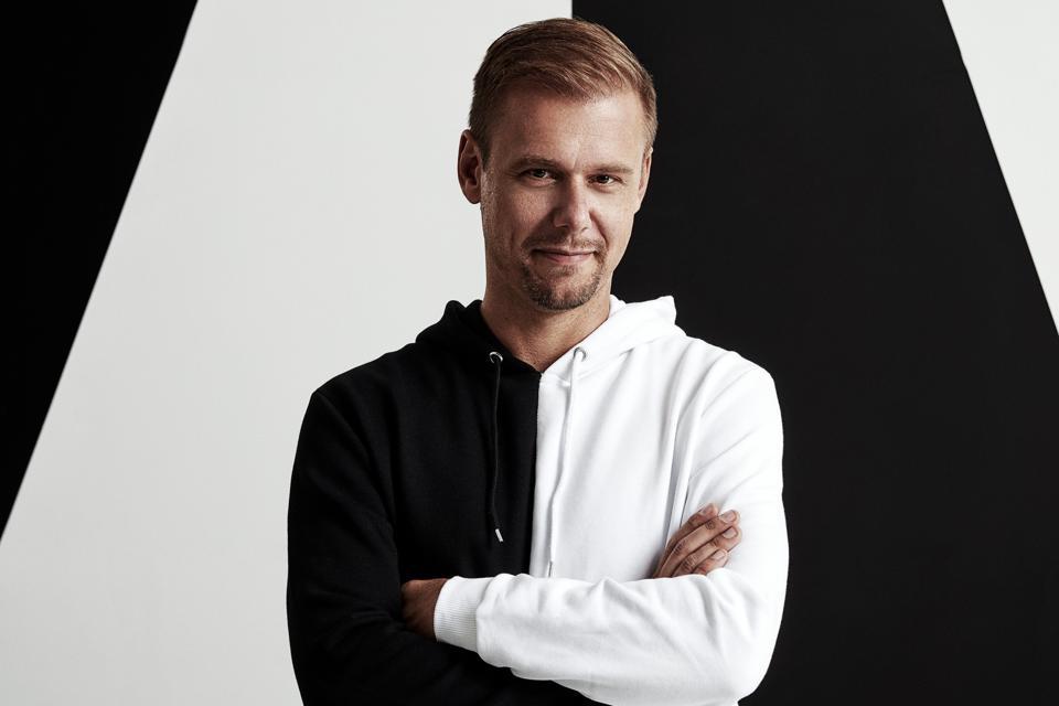 Armin van Buuren by Ruud Baan.