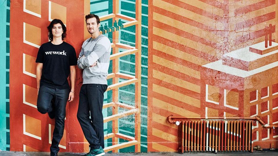 WeWork, Miguel Mckelvey, Adam Neumann, real estate, Softbank, venture capital, unicorns