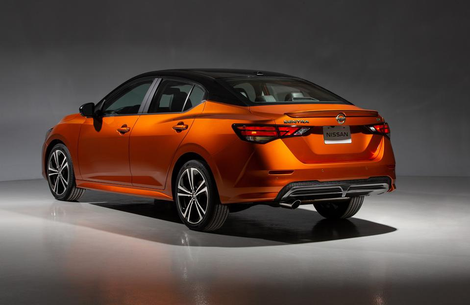 2020 Nissan Sentra - Keeping The Small Car Faith