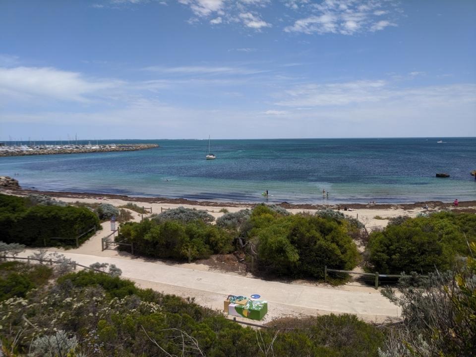 Fremantle Bathers Beach