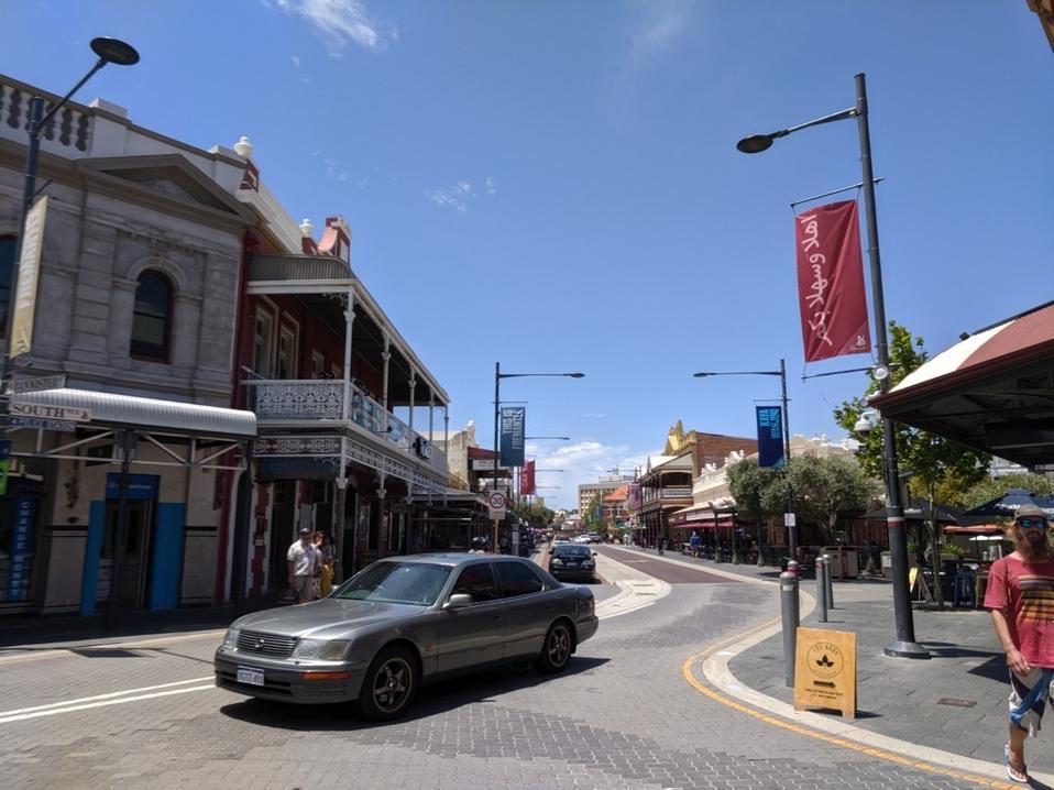 Fremantle main area