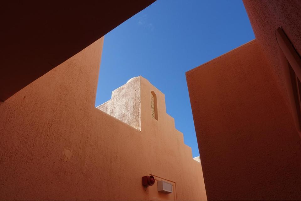 SALT of Palmar's riad-style architecture