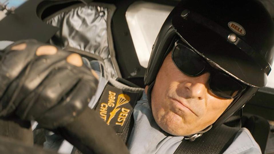 Christian Bale in James Mangold's 'Ford v Ferrari'