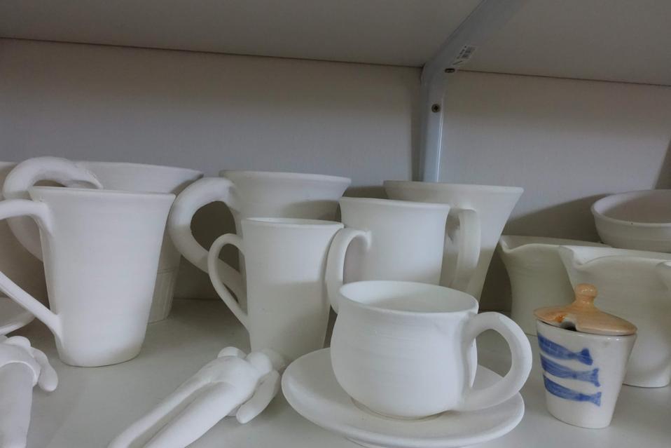 Janine's ceramics