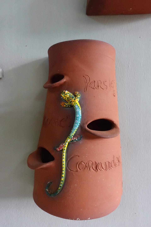 Janine's ceramic work