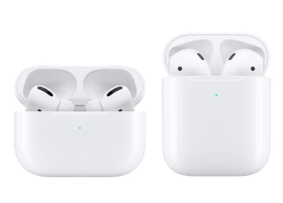 Apple AirPods Pro Vs AirPods: What's The Difference?