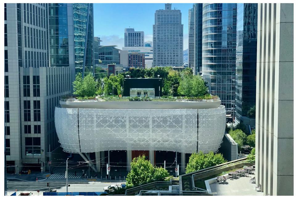 Salesforce Transit Center, San Francisco