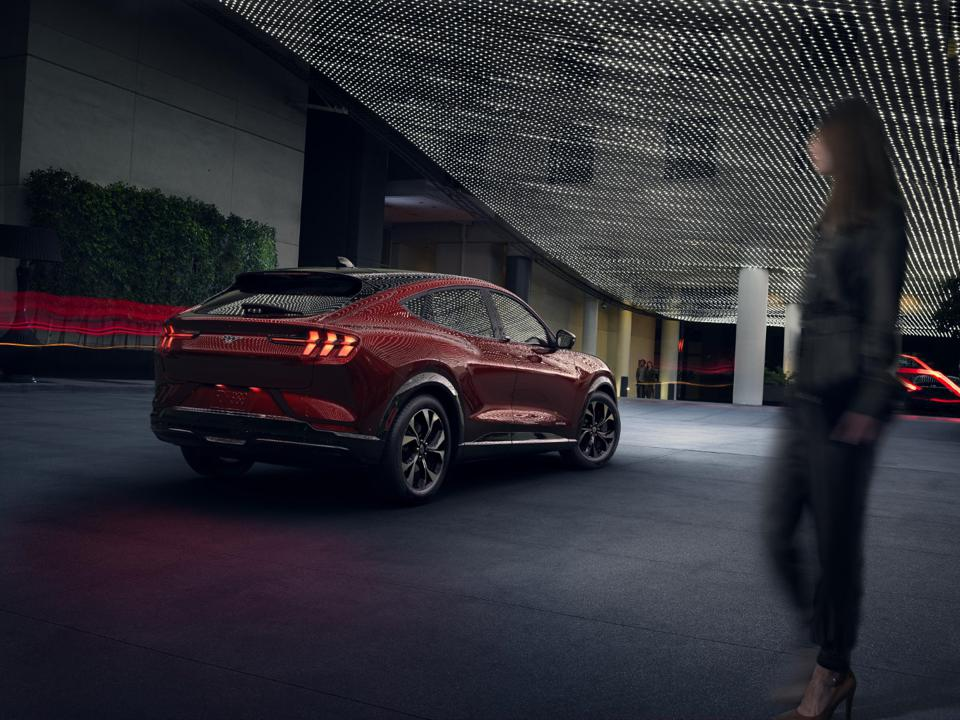 2021 Ford Mustang Mach-E