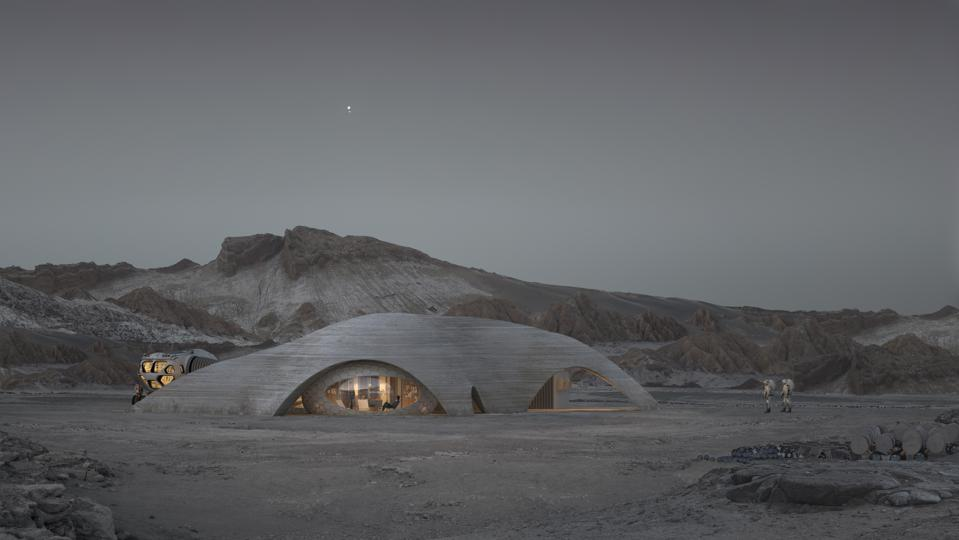 This Exhibit Shows How SpaceX Will Shuttle You To Mars – And How You'll Live There – So That You'll Rediscover Your Love Of Earth