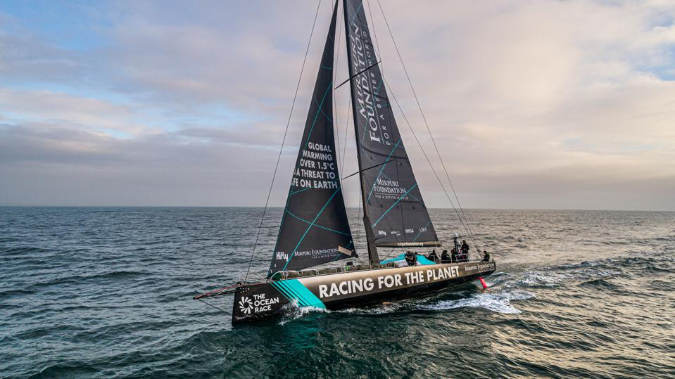 Racing For The Planet VO65 monohull