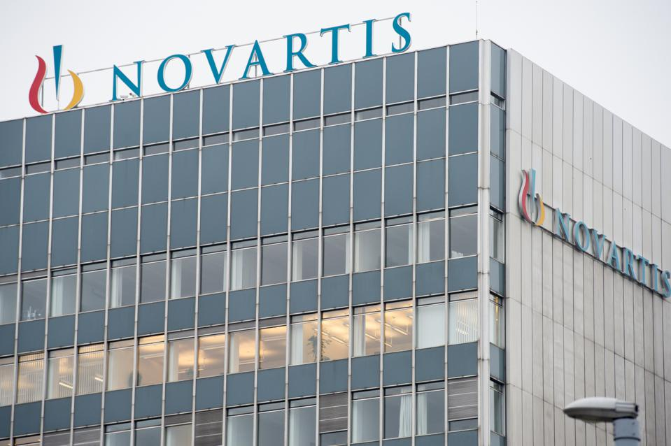 SWITZERLAND-ECONOMY-PHARMA-NOVARTIS