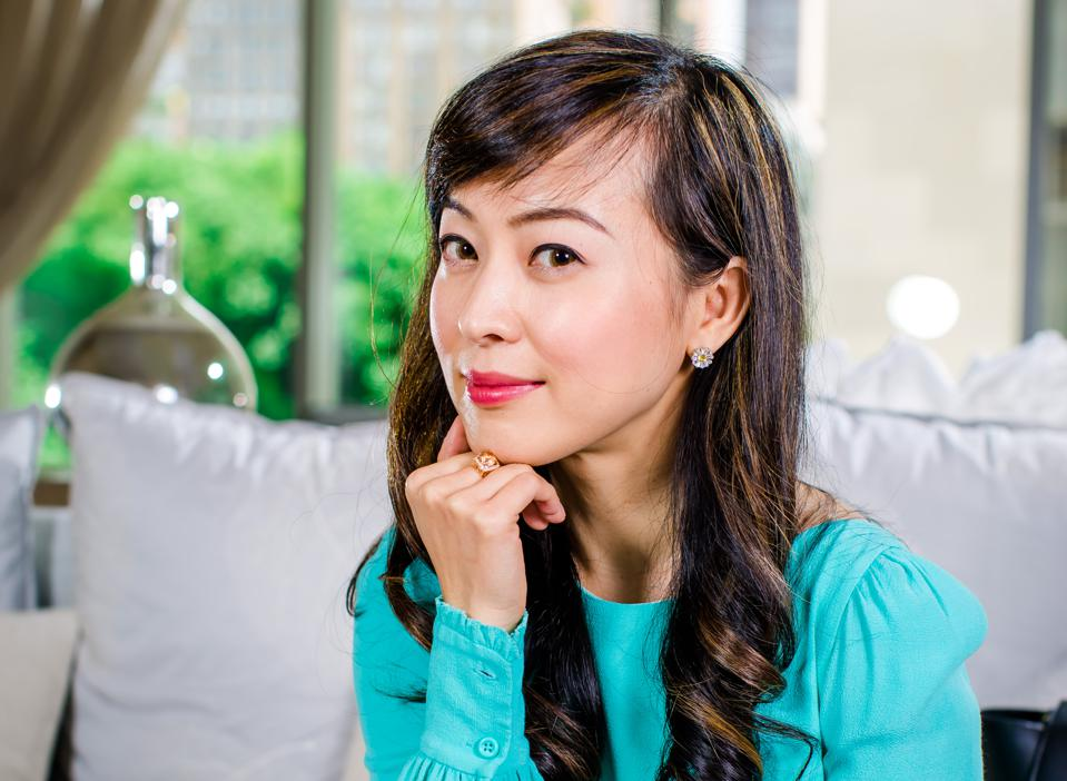 Coral Chung, founder of Senreve, Photo Credit: Bill Xie