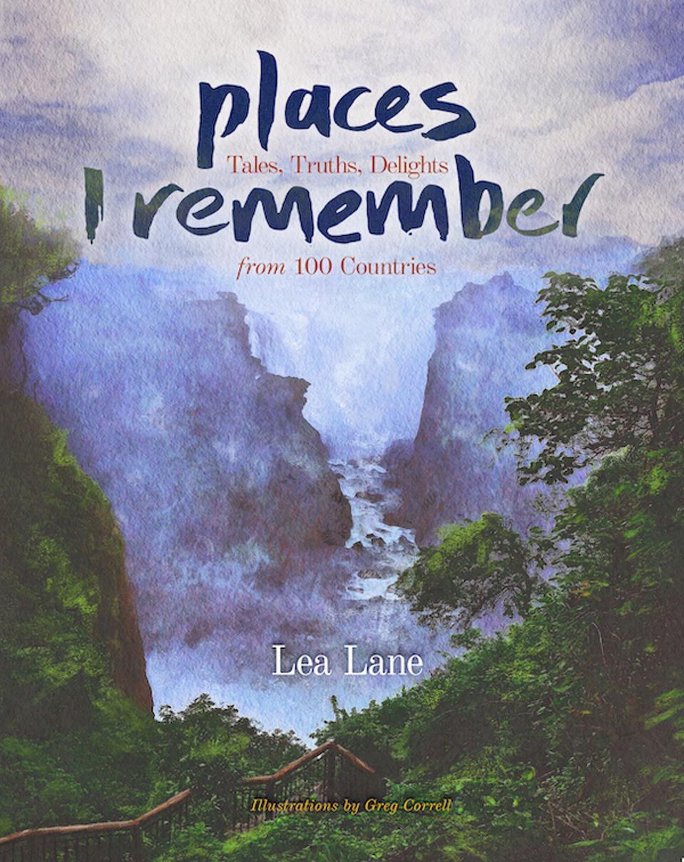 book title of Lea Lane's book
