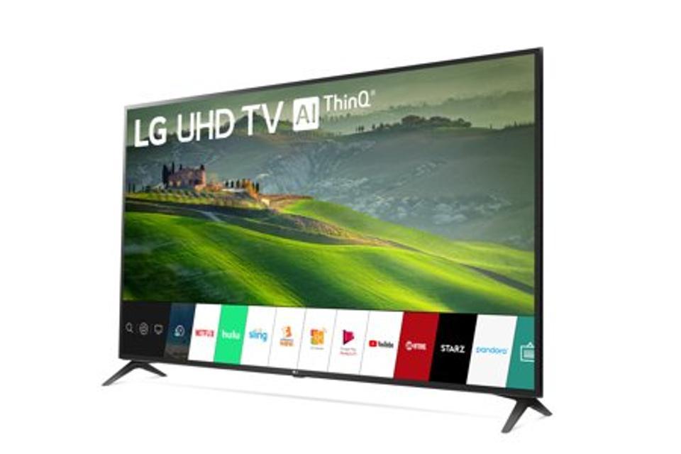 LG 70-inch TV Walmart Black Friday