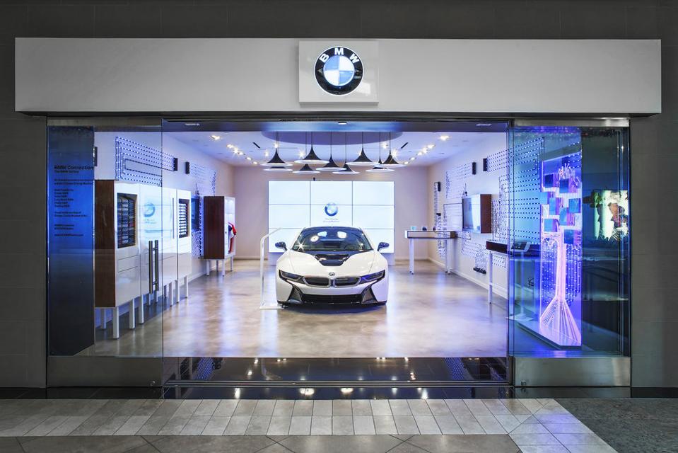BMWi8 Pop-up