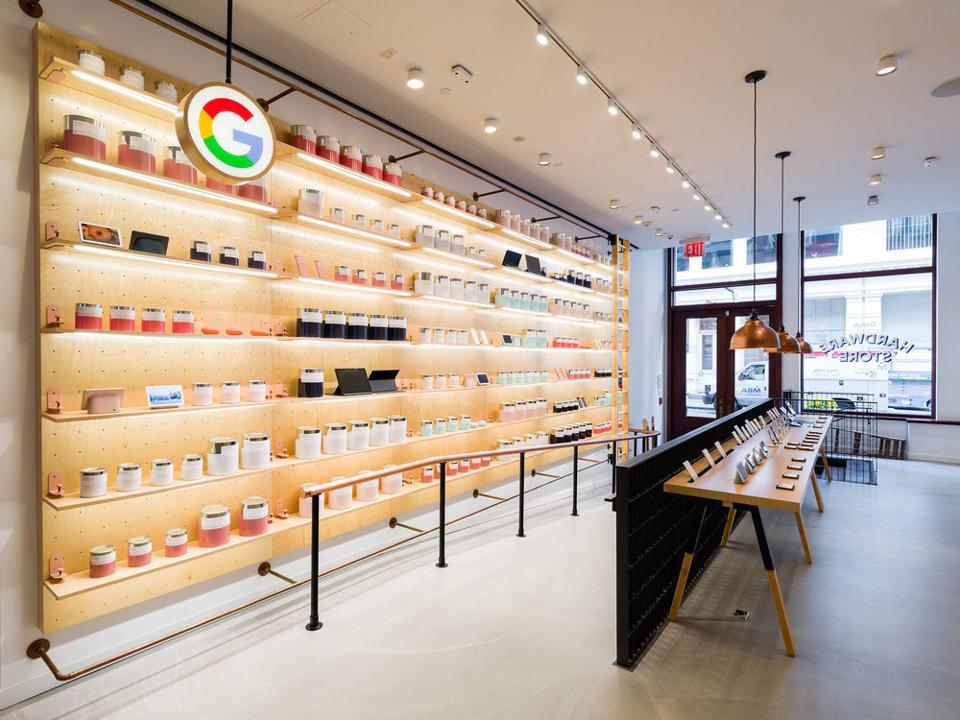 Google Hardware Store