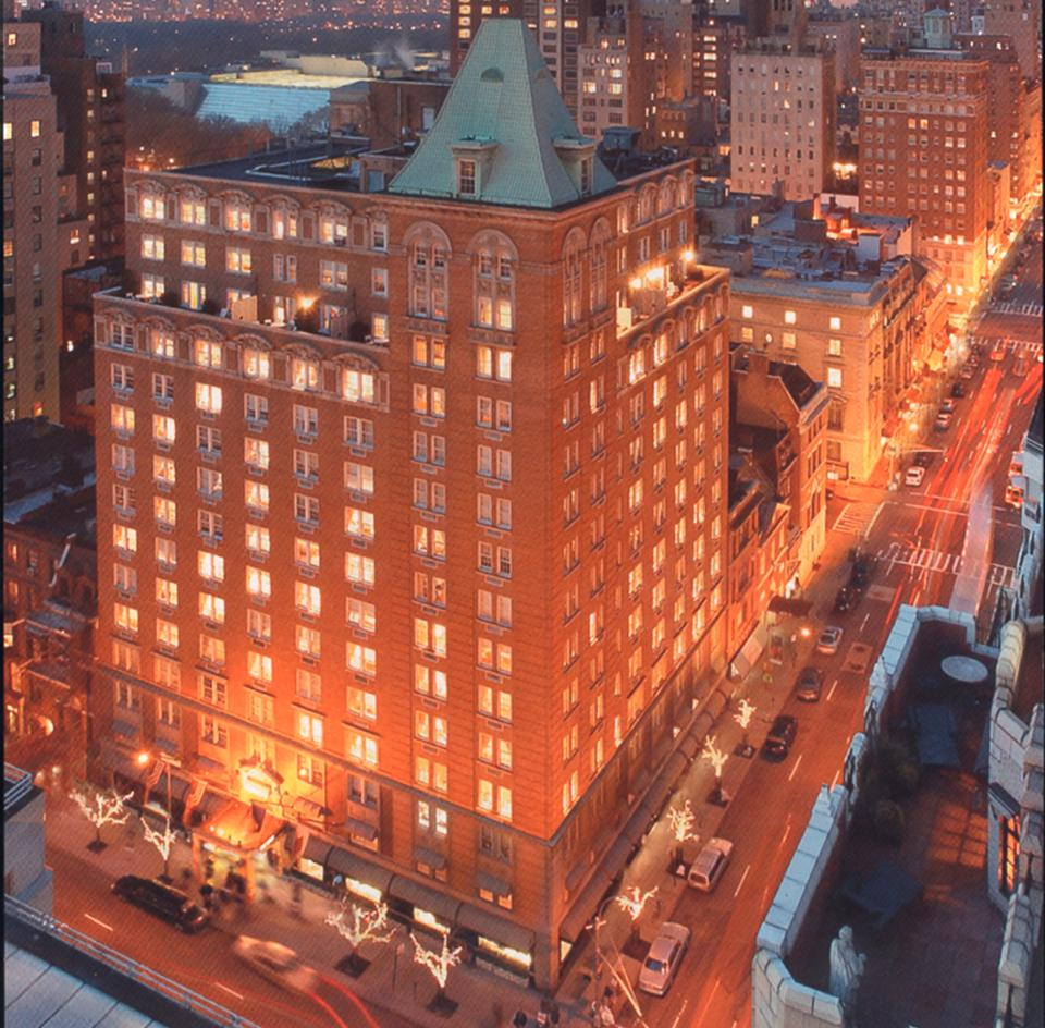 Ideally located near iconic Central Park, The Mark Hotel is one of the world's most exquisite hotels.