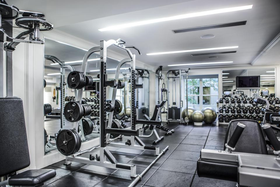 The Mark Hotel offers a variety of personal fitness classes.