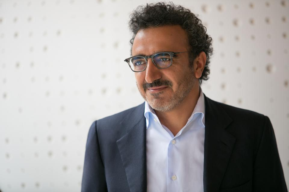 Chobani Yogurt Founder Ulukaya Announces Company's Move Into Oat Milk