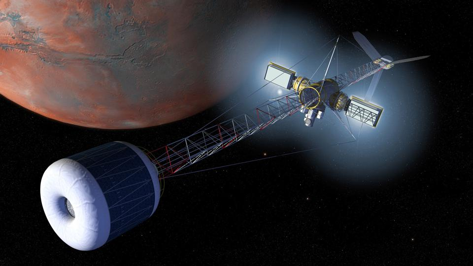 Hibernation Could Reduce Spacecraft Size For Human Trips To Mars, Says ESA