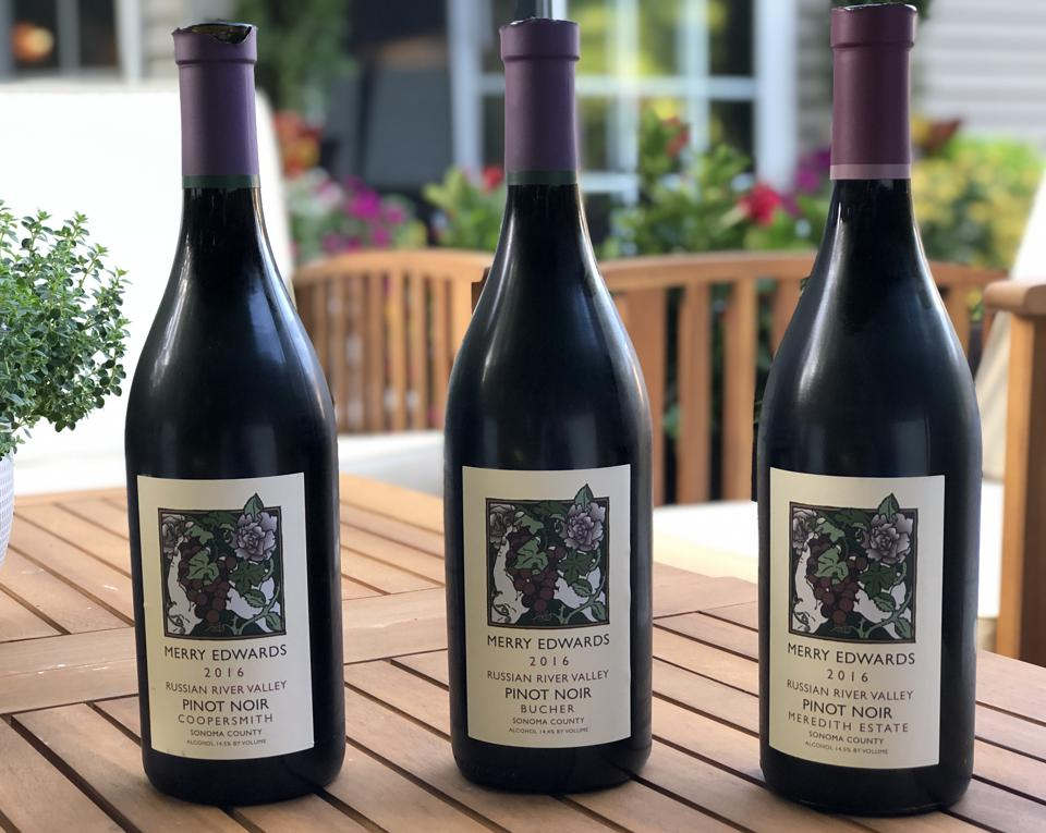Sonoma wine, women winemakers, Pinot Noir, Thanksgiving