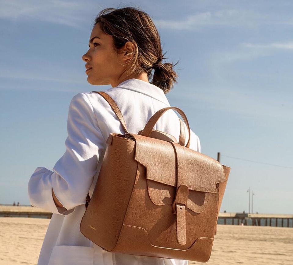 Senreve backpack, Photo Credit: Photo Courtesy of Senreve