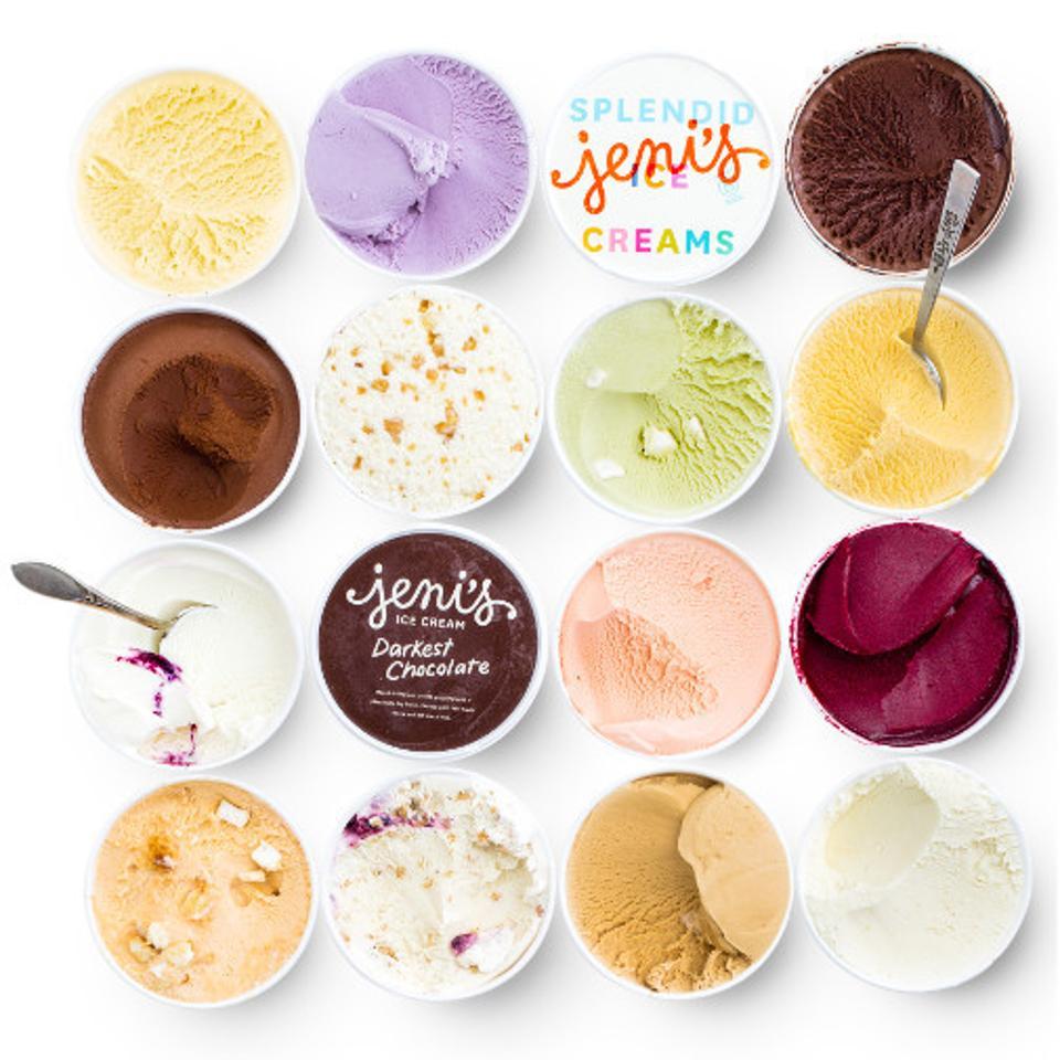 Jeni's Ice Cream Pint Club