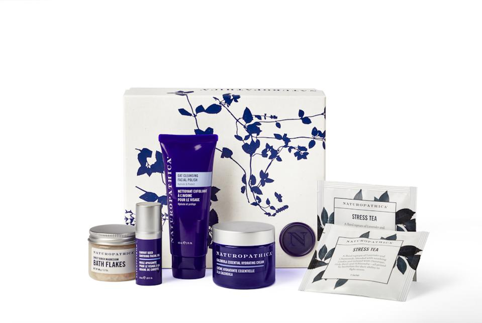 Naturopathica Winter Wonders Gift Set