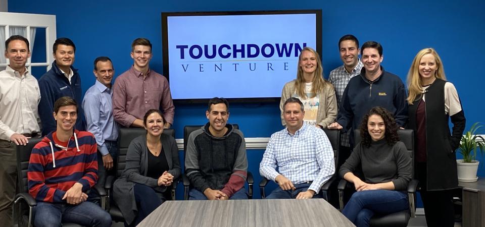 Touchdown Ventures team