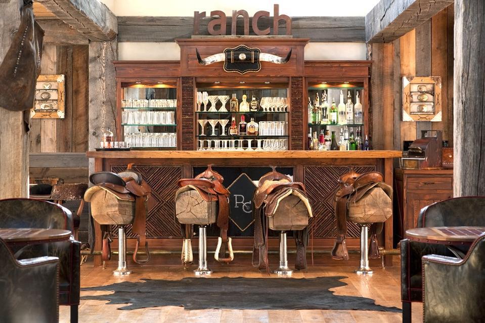 Bar at Ranch at Rock Creek