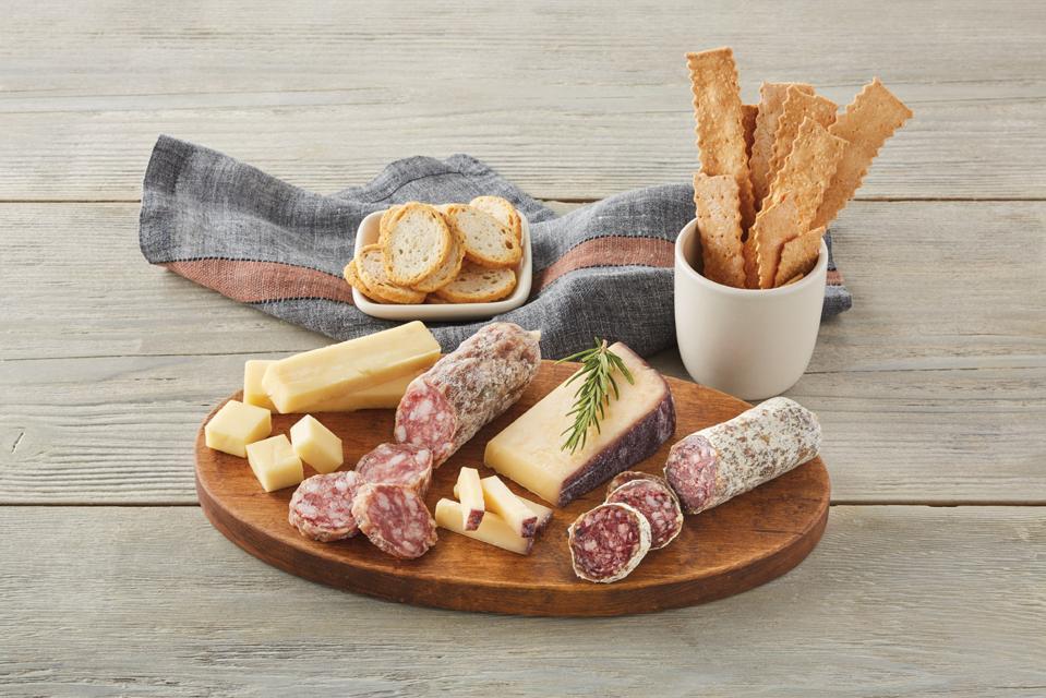 Harry & David Deluxe Charcuterie & Cheese Assortment II