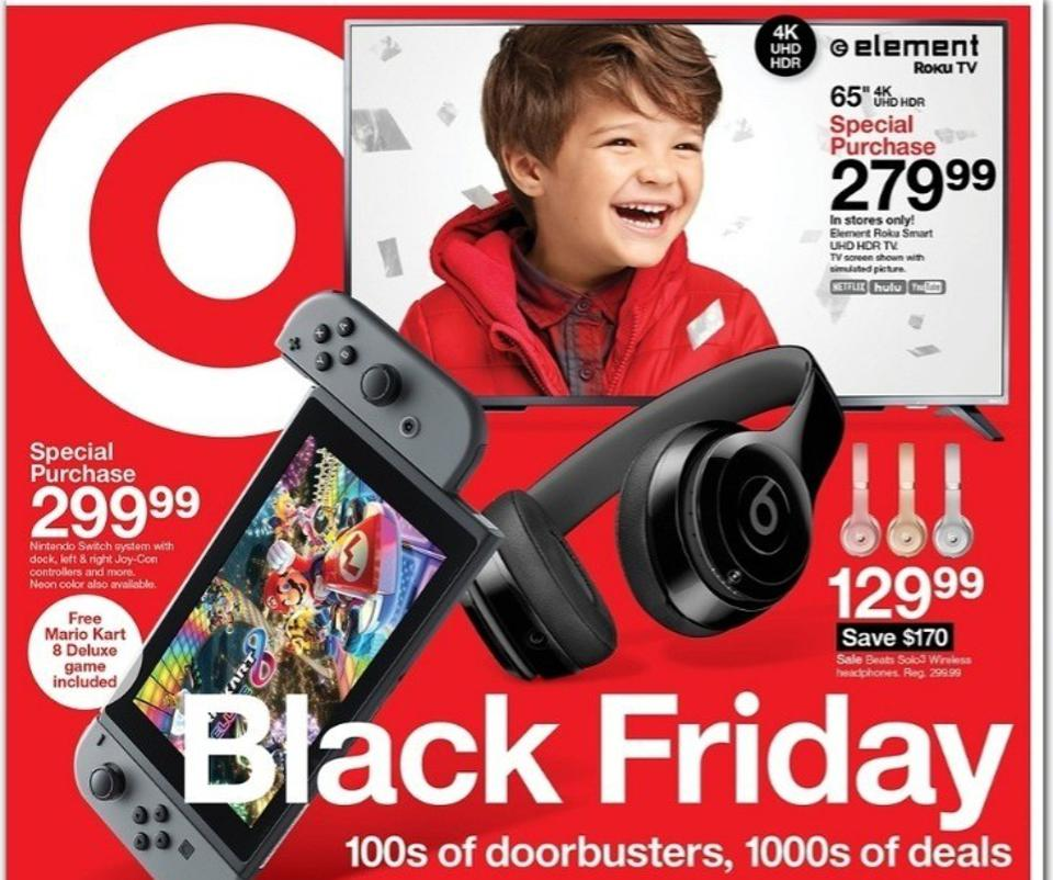 Target Black Friday deals, Target Black Friday best deals, Best Target Black Friday deals