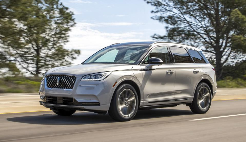 2021 Lincoln Corsair Grand Touring