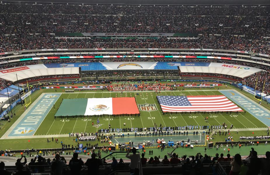 Football Has Become Mexico's Second-Most-Popular Sport
