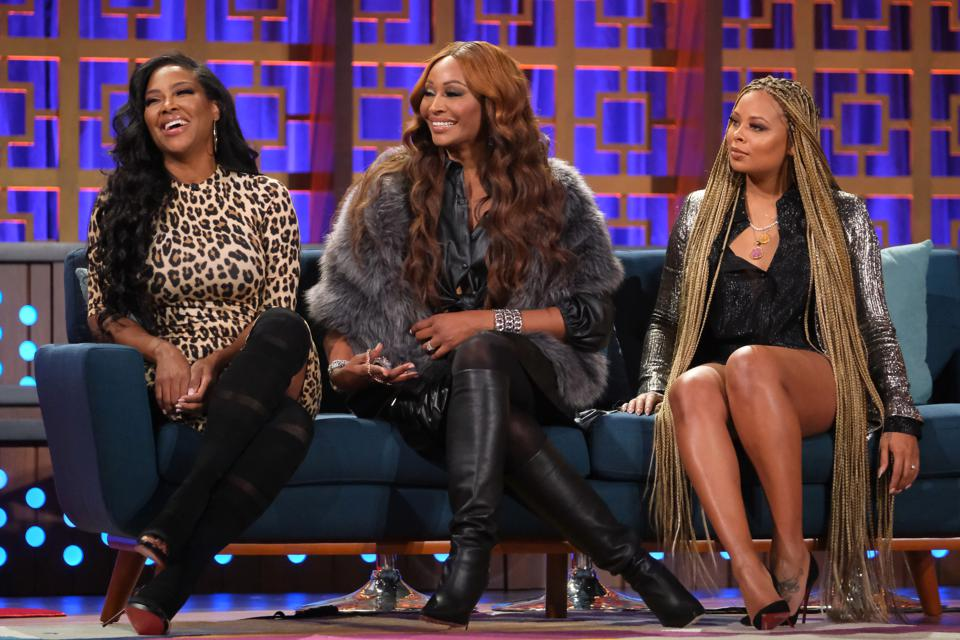 Watch What Happens Live With Andy Cohen - Season 16 (Kenya Moore, Cynthia Bailey, Eva Marcille)