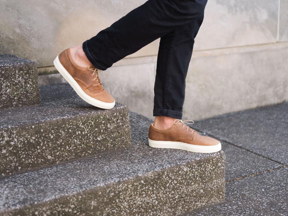 Nisolo men's sneakers