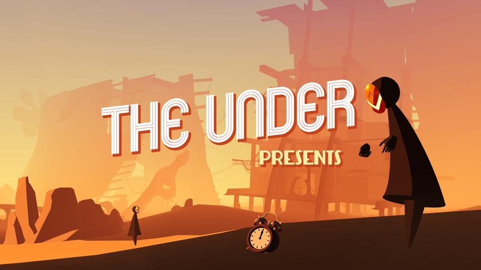 'The Under Presents' Is A Novel Exploration Of VR And Live Immersive Theatre