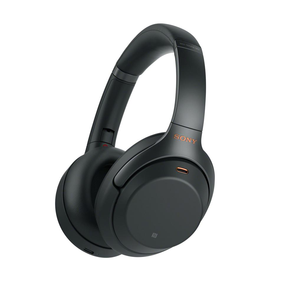 Sony WH-1000XM3 Wireless Noise-Canceling Headphones