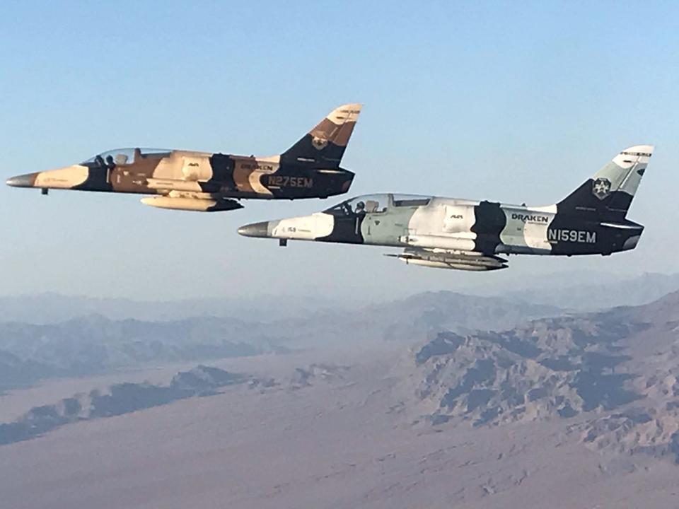 Draken L-159 DACT Aircraft