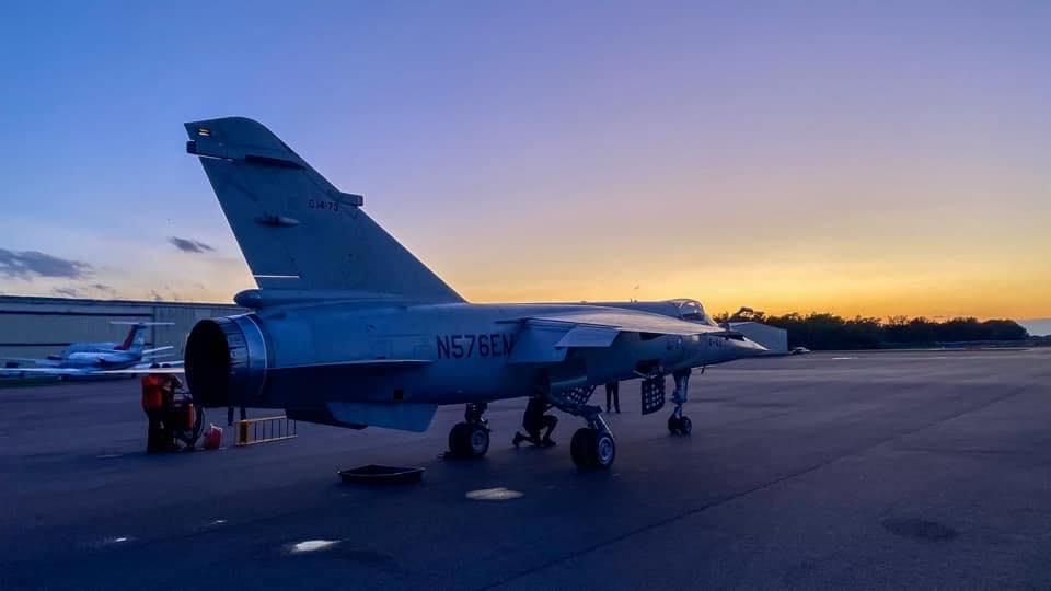 Draken Mirage F1
