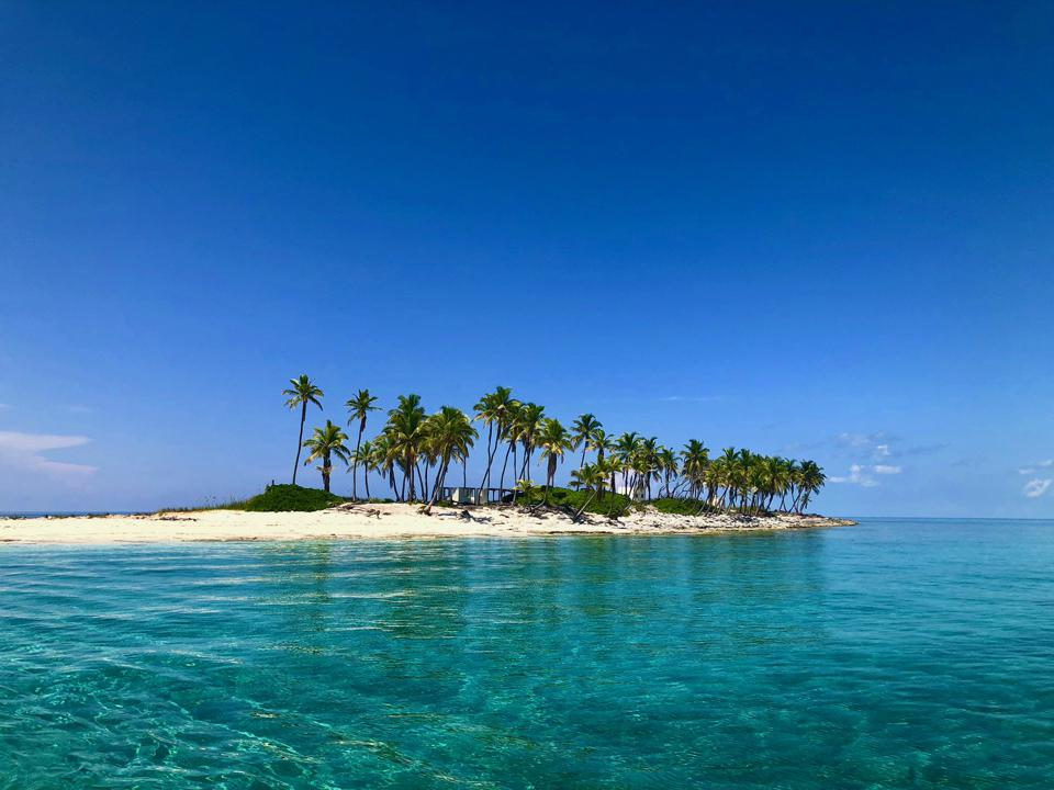 Bahamas ocean