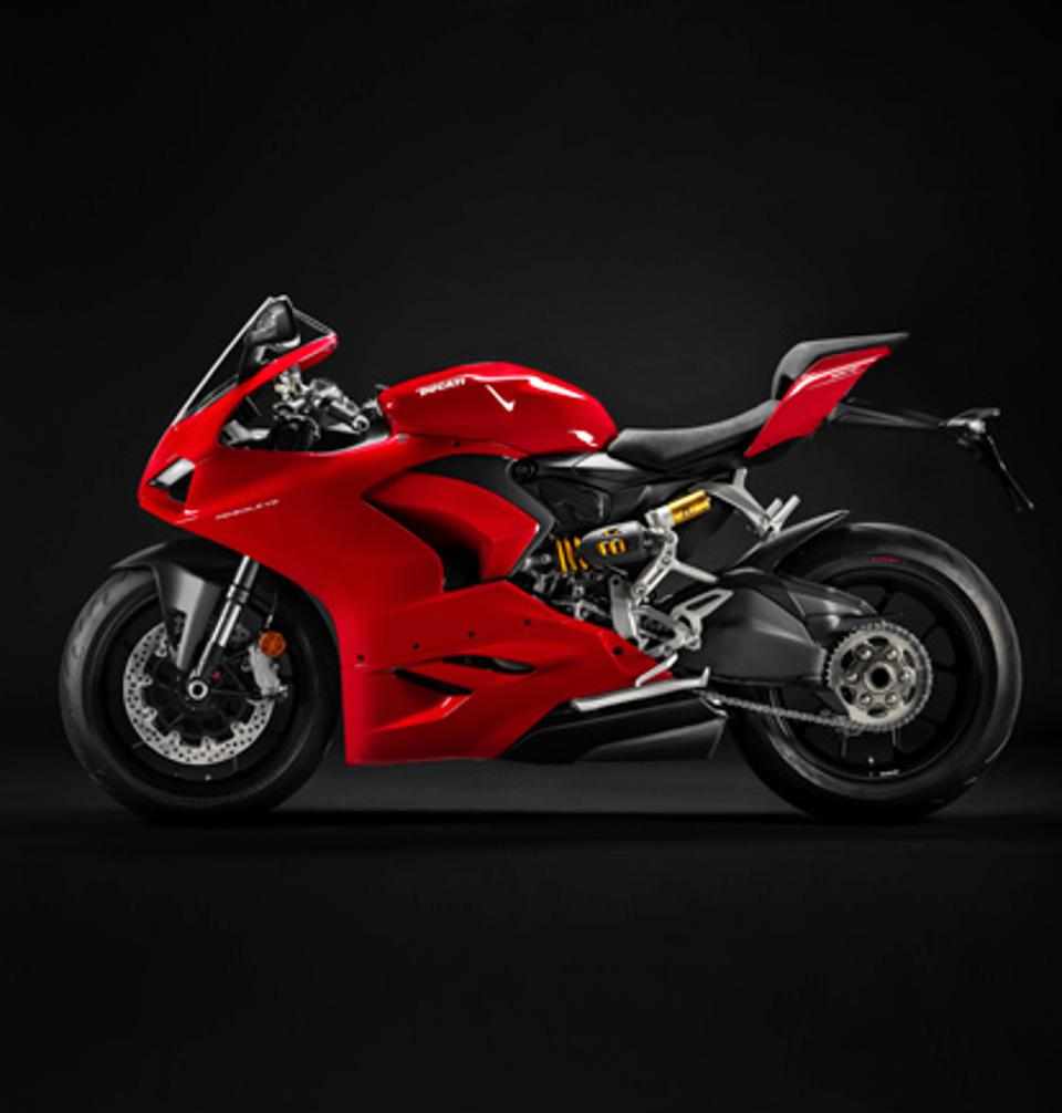The Panigale V2