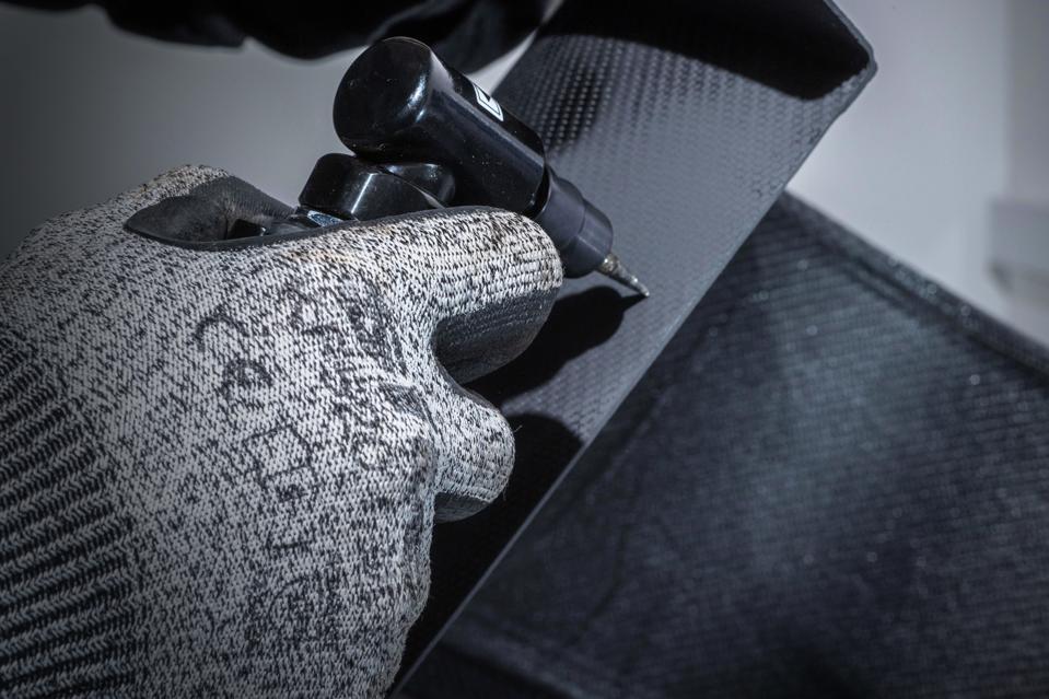 Orbex carbon fiber