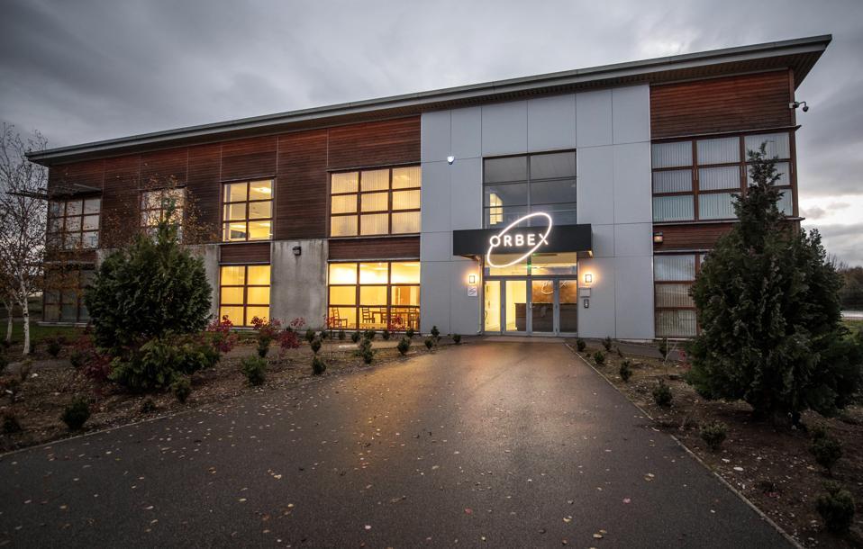 Orbex headquarters