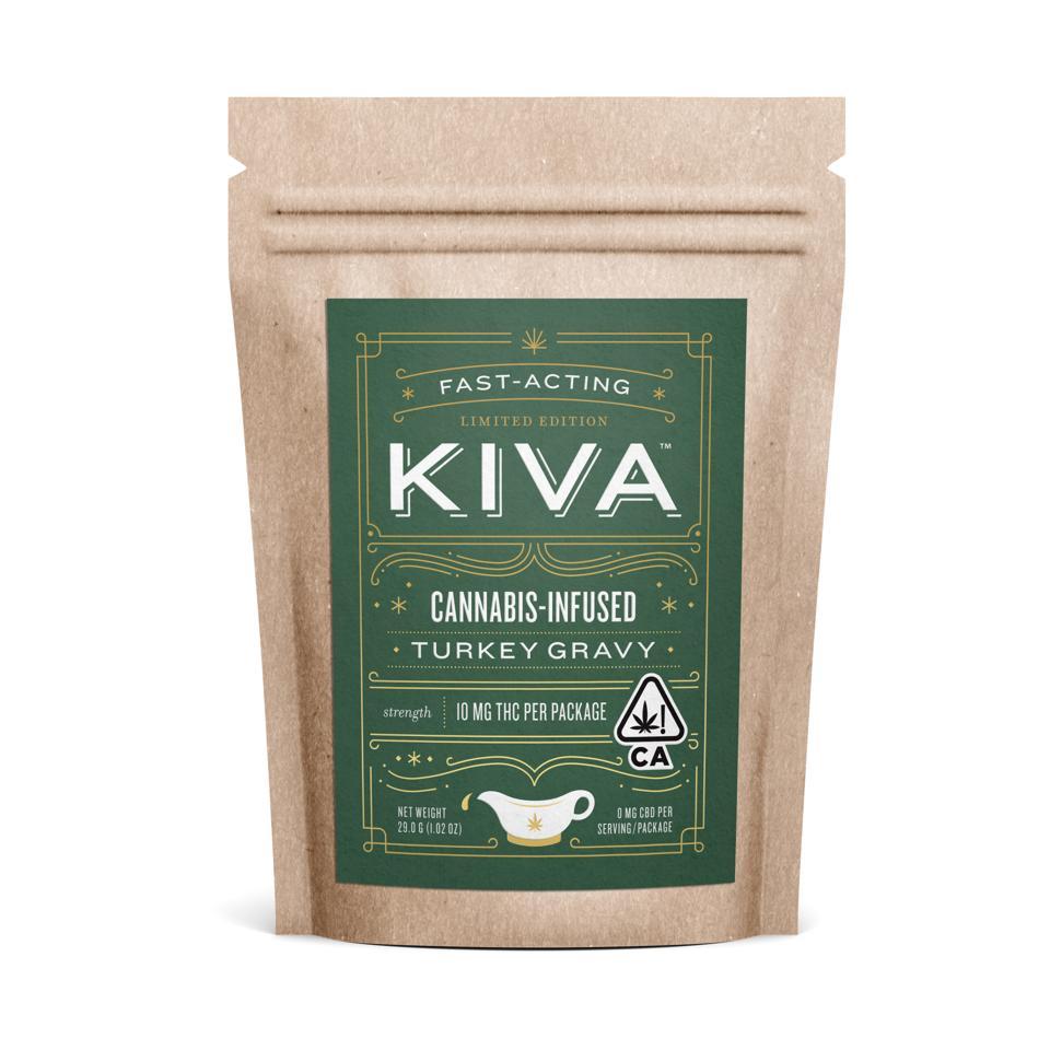 Kiva Turkey Gravy