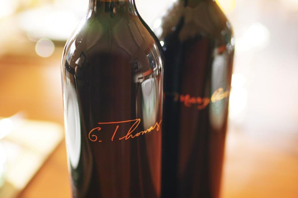 Gamble Family Vineyards 'G. Thomas 'Cabernet Sauvignon Oakville
