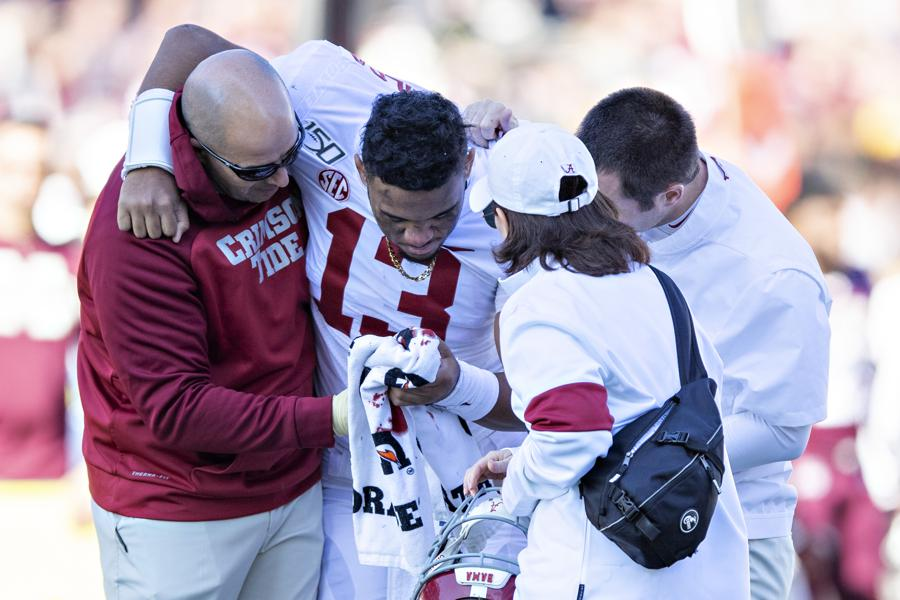After Hip Injury, Tagovailoa's NFL Career Prospects Uncertain