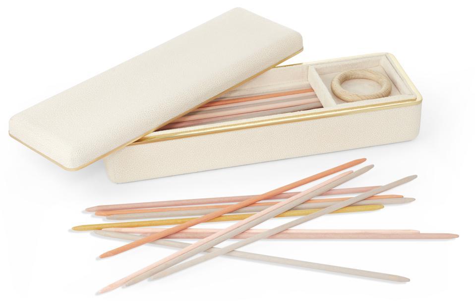 AERIN Shagreen Pickup Sticks,